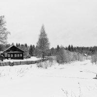 Чёрно-белый день :: Сергей Смирнов