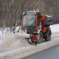 Очищаем дороги от снега :: Дмитрий Никитин