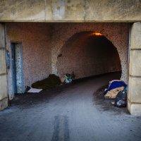 Бомжи в Будапеште :: Андрей ТOMА©