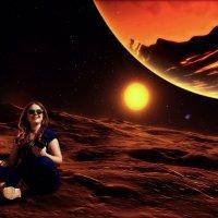 Однажды, в далекой-предалекой галактике... :: Ирина Масальская
