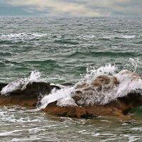 мороз и море :: Александр Корчемный