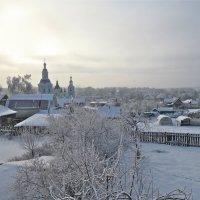 зима в городе :: НАТАЛЬЯ