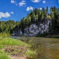 Река Чусовая. :: алексей чусовской