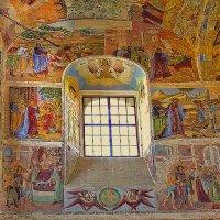 Соборная роспись :: Nikolay Monahov