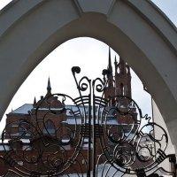 "Старинные ворота ""Бабочка"". Самара :: MILAV V"