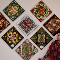 Даша - майстер килимків :: Степан Карачко