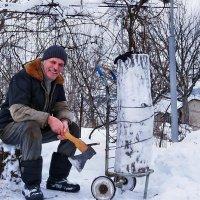 Зарисовки зимние. Январь... :: Александр Резуненко