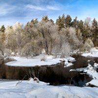 Зимняя Нерская... :: Roman Lunin