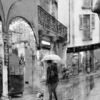 Прогулки под дождем :: Лара Leila