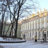 Петербург 4 года назад.Внутренний двор-сад. :: Таэлюр