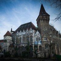 Замок Вайдахуньяд :: Андрей ТOMА©