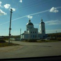 Дорога к храму :: Татьяна Са