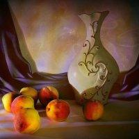 Персики в тени :: Наталия Лыкова
