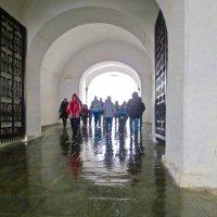 ворота на Соборную площадь Кремля :: Елена