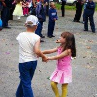 учитель танцев :: леонид логинов