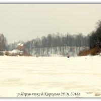 река Нерль :: Геннадий Тарасов