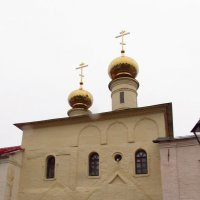 Тихвинский монастырь :: Валерий A.