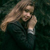 Осенний портрет! :: Павел Качанов
