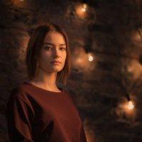Портрет с лампами :: Михаил Онипенко