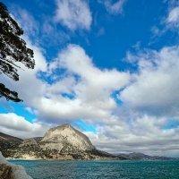 Гора Сокол... Новый Свет... :: Сергей Леонтьев