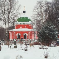 Георгиевское кладбище :: Alexander Royvels