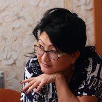 Вечерний портрет :: Юрий Гайворонский