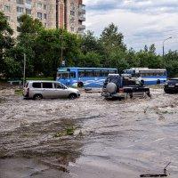 После дождика. :: Виктор Иванович