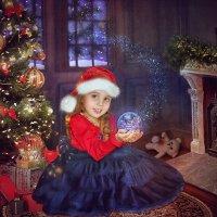 Новогодний :: Татьяна Пыликова