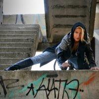 В мире заброшенных стен :: Катерина Ка