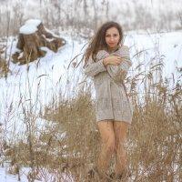cold street portrait :: Den BlacK