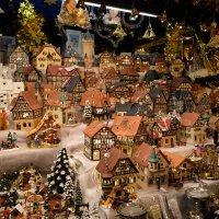 Регенсбург,  Германия. Рождественский базар. :: Олег Дейнега