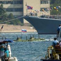 День ВМФ 2015 в Севастополе :: Владимир Сырых