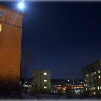 Город готовится ко сну....2 :: Александр Шимохин