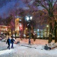 Вчерашний снег и снег сегодняшний – какая между ними разница? :: Ирина Данилова