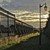 ограда Константиновского дворца :: Елена