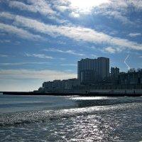 Море и небо :: Людмила