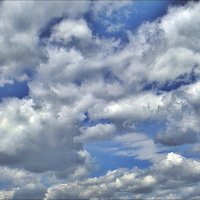 Весенние облака :: Нина Корешкова