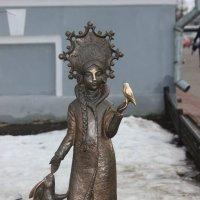 Кострома. Скульптура Снегурочки :: Дмитрий Солоненко