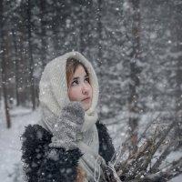 В лес за хворостом :: Татьяна Скородумова