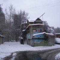 Голубятня зимой :: Анна Воробьева