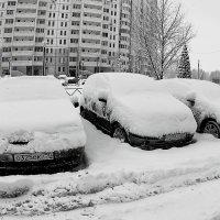 Погода называется -угадай свою машину) :: Сергей F