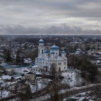 Михайло-Архангельская церковь :: Марина Назарова