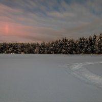 Конец полярной ночи :: Сергей Пеунов