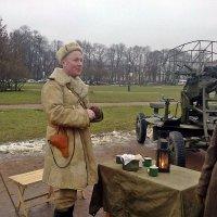 74я годовщина полного снятия блокады Ленинграда. :: Виктор Егорович