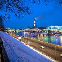 Москва река :: Андрей Шаронов