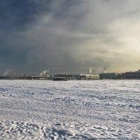 Зима студеная... :: Senior Веселков Петр