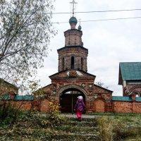 Ярославль Храмовый комплекс в Коровниках :: Ксения Черных