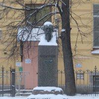 Некрасов зимой :: Митя Дмитрий Митя