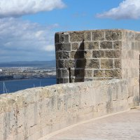 Вид со стен замка Бельвер :: vadimka