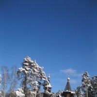 Церковь Серфима Саровского :: Smit Maikl